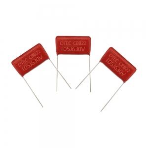 خازن پلیستر (105) 1uF-630V