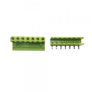 ترمینال کشویی KF2EDG 5.08mm 7 PIN R/A