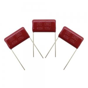 خازن پلیستر (105) 1uF-400V