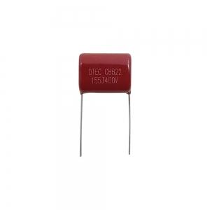خازن پلیستر (155) 1.5uF-400V
