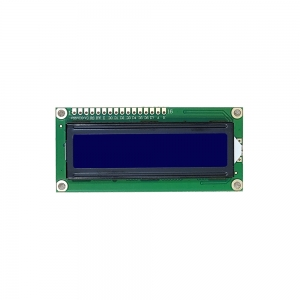 LCD کاراکتری 2x16 با بک لایت آبی