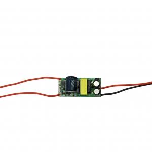 LED DRIVER PCB 4-7x1W