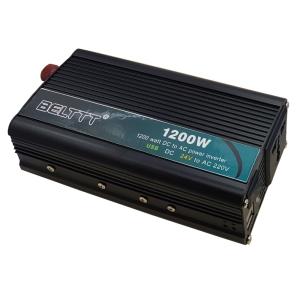 اینورتر 24V TO 220V 1200W