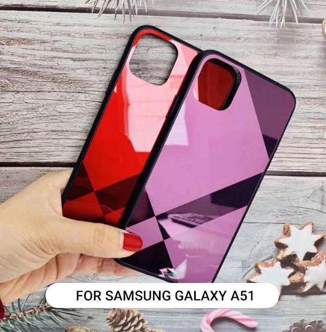 قاب 3D آینه ای 3d mirror case Samsung Galaxy A51