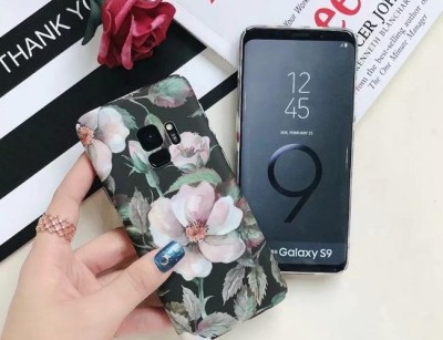 قاب طرح دار گل  Damask rose Case samsung galaxy s7 edge