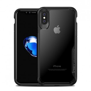 قاب گوشی IPAKY پشت شفاف apple iphone xs max