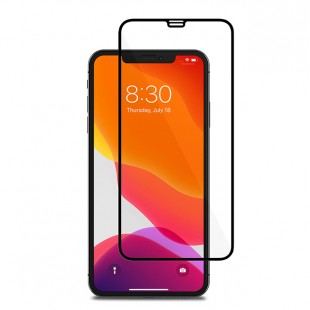گلس آیفون full glue glass Apple iPhone 11 pro max تمام صفحه و تمام چسب