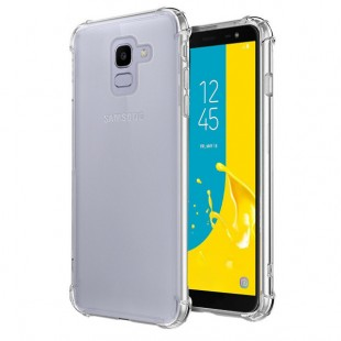 قاب گوشی شفاف clear case samsung galaxy j6