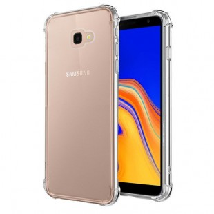 قاب گوشی شفاف clear case samsung galaxy j4 PLUS / CORE