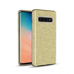 قاب Samsung Galaxy S10 PLUS اکلیلی سه لایه shiny case