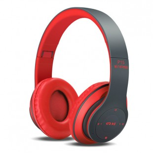 هدفون بلوتوث مدل WiRELESS BLUETOOTH HEADPHONE P15