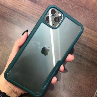 قاب گوشی IPAKY پشت شفاف apple iphone 11 pro max