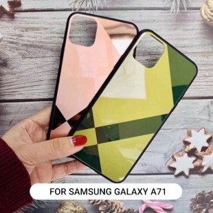 قاب 3D آینه ای 3d mirror case Samsung Galaxy A71