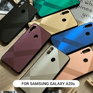 قاب 3D آینه ای 3d mirror case Samsung Galaxy A20s