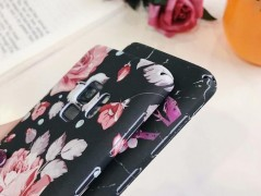 قاب طرح دار 360 درجه  Flowery Case Samsung Galaxy note8