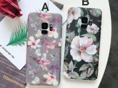 قاب طرح دار گل  Damask rose Case samsung galaxy S8