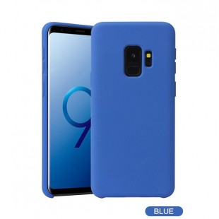 قاب گوشی سیلیکونی silicone case samsung galaxy S9 plus