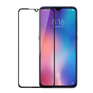 گلس شیائومی full glue glass xiaomi mi 9SE تمام صفحه و تمام چسب