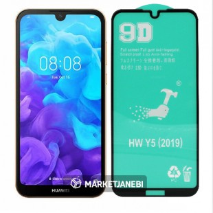 گلس سراميكى نشكن ceramics glass huawei Y5 2019 تمام صفحه