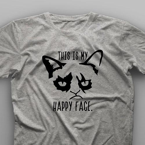 تیشرت This is My Happy Face #1