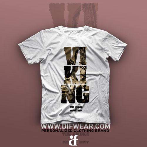 تیشرت Vikings #3