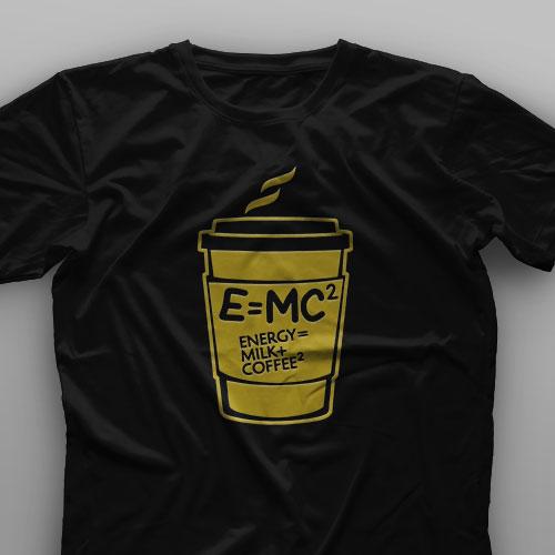 تیشرت E = MC² #1