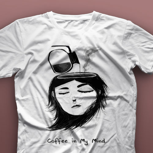 تیشرت Coffe in My Mind