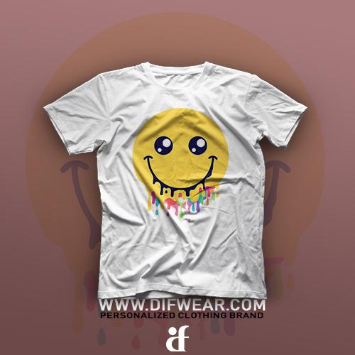 تیشرت Smile #2