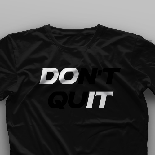تیشرت Don't Quit
