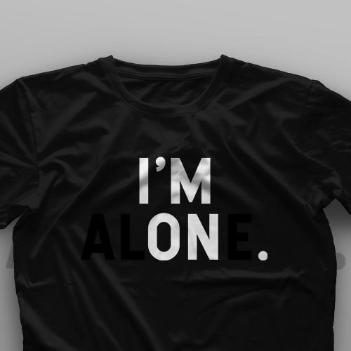 تیشرت I'm Alone #1