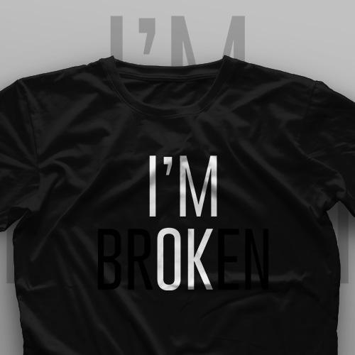 تیشرت I'm Broken #1