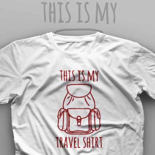 تیشرت This Is My Travel Shirt #1
