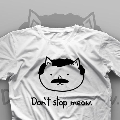 تیشرت Don't Stop Meow