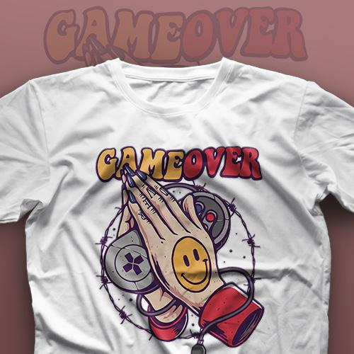 تیشرت Game Over #2