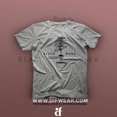 تیشرت Black Work