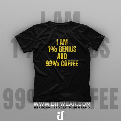 تیشرت Coffee %99