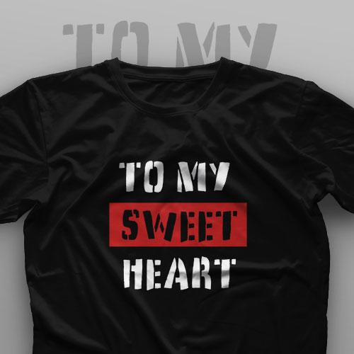 تیشرت To My Sweetheart