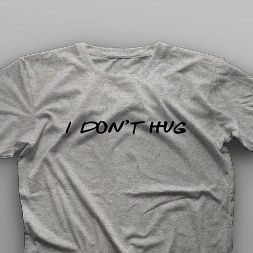 تیشرت No Hugs #3