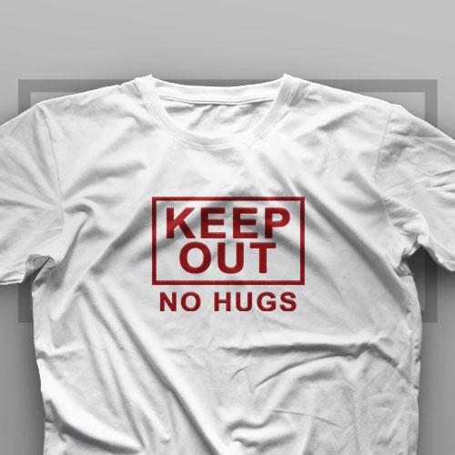 تیشرت No Hugs #9