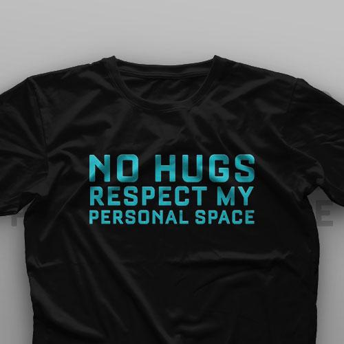 تیشرت No Hugs #10