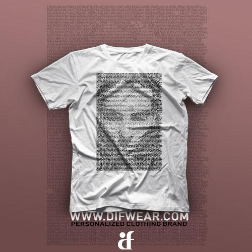 تیشرت Line Art #23