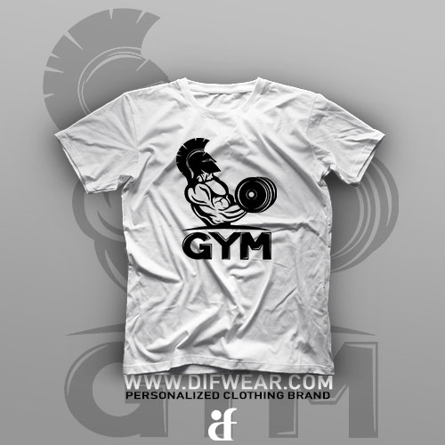 تیشرت Gym #12