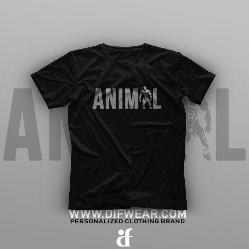 تیشرت Animal #1