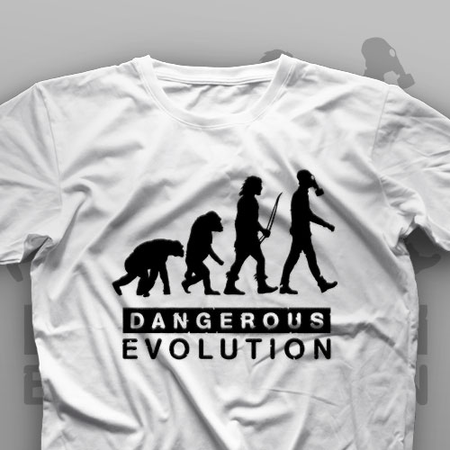 تیشرت Dangerous Evolution #1