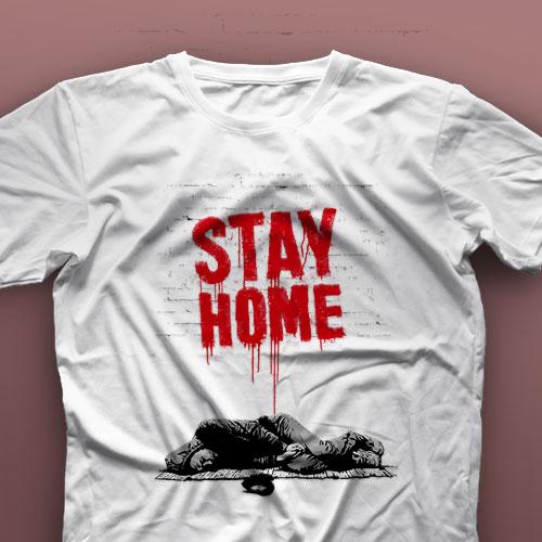 تیشرت Stay Home #3