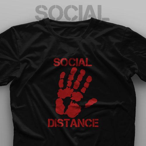 تیشرت Social Distance #1