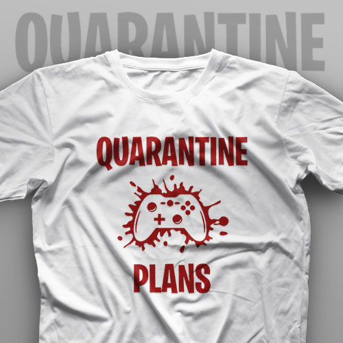 تیشرت Quarantine Plan