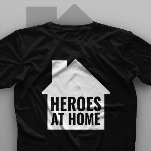 تیشرت Heroes At Home