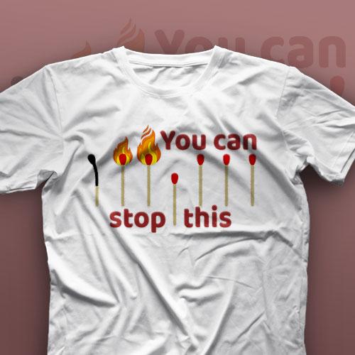 تیشرت You Can Stop It