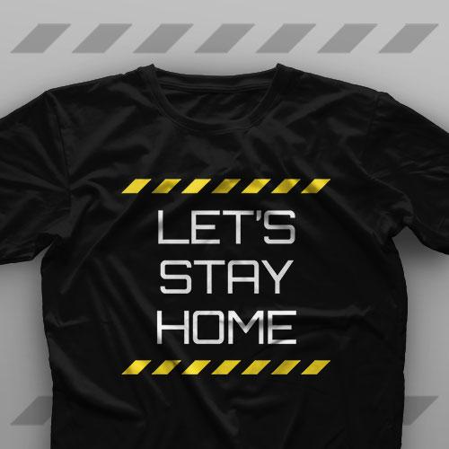 تیشرت Stay Home #8